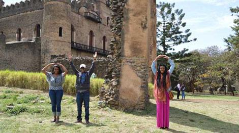 OHIO Gondar Ethiopia